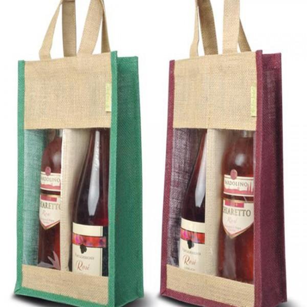 Jute Bottle Bag(1)