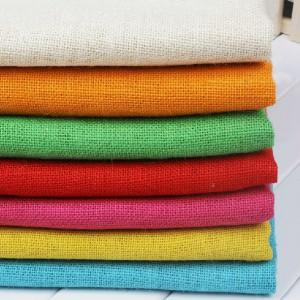 Pure-color-jute-font-b-fabric-b-font-of-jute-font-b-hessian-b-font-cloth